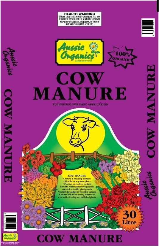 COW MANURE 30l