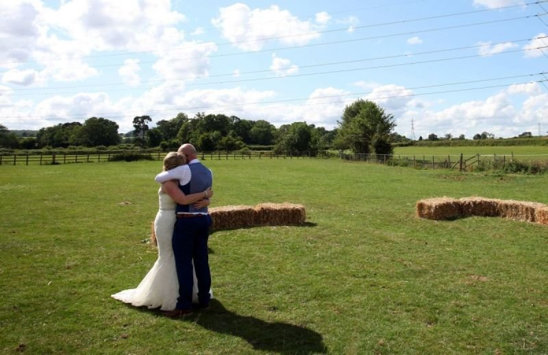 Stoneywell Farm - Longdon. Beautiful wedding venue for hire