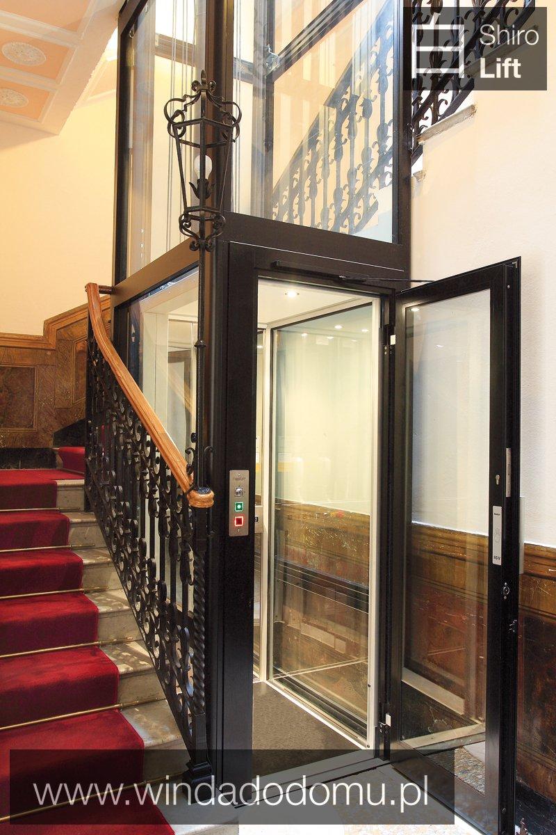 winda do domu z napędem łańcuchowym