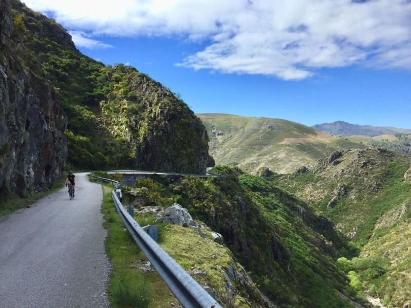 Green Peaks Gerês Cycling Tour