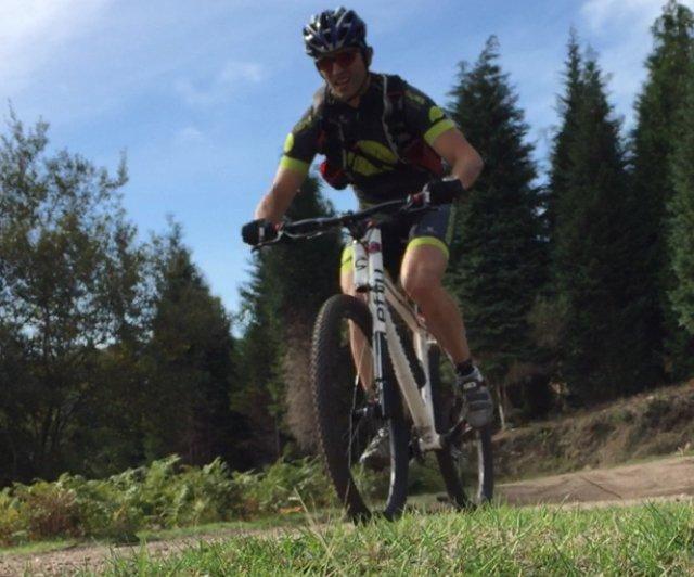 Mountain Bike - Cumes do Vez
