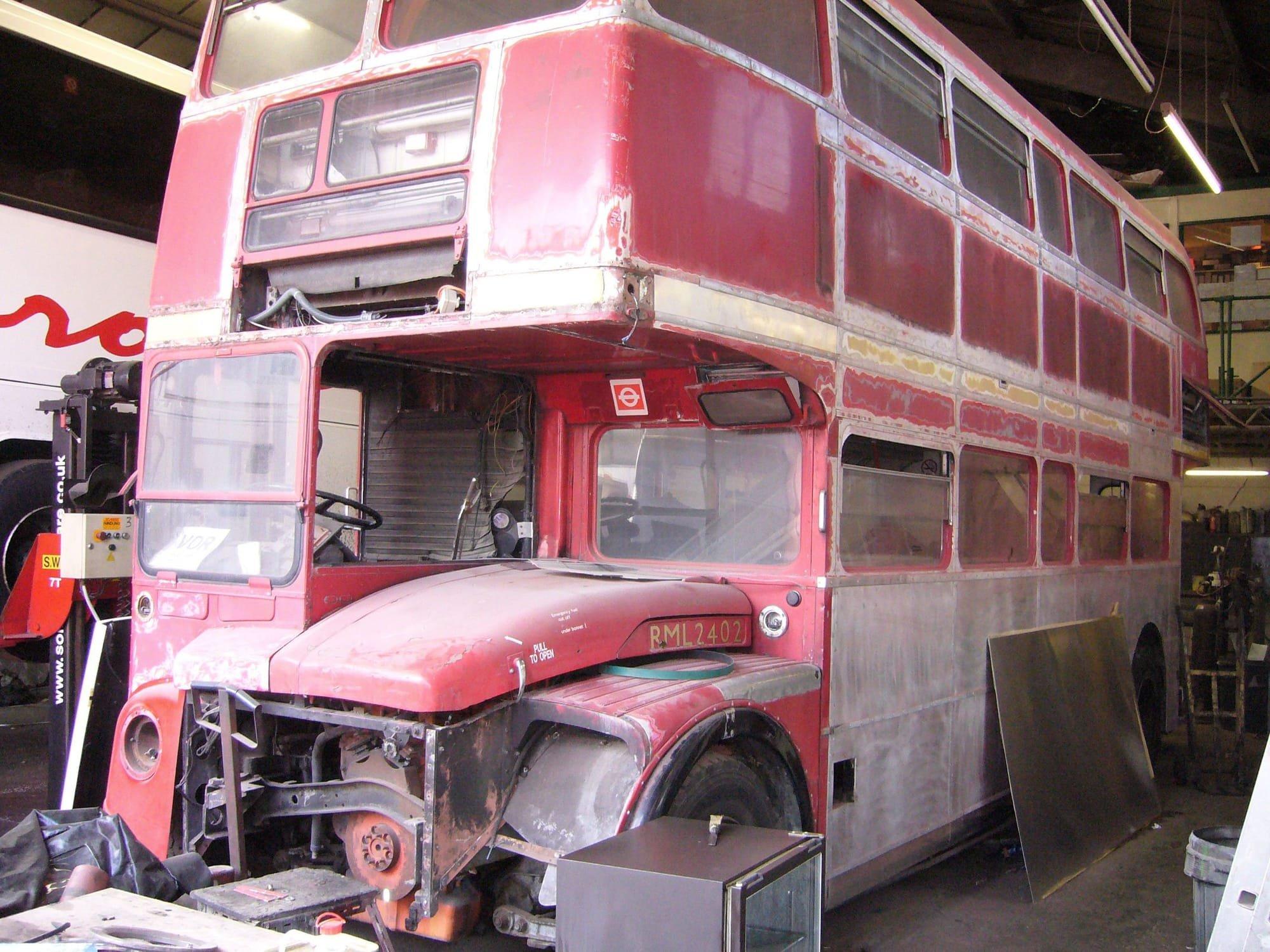 Routemaster Restoration