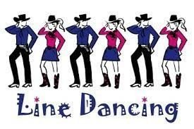 Line Dancing - Exercise for fun - for all ages.