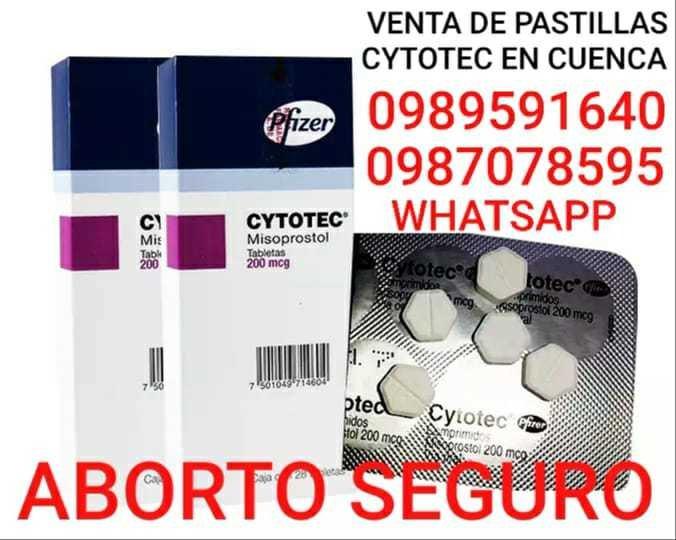 DONDE COMPRAR PASTILLAS CYTOTEC EN CUENCA 0989591640