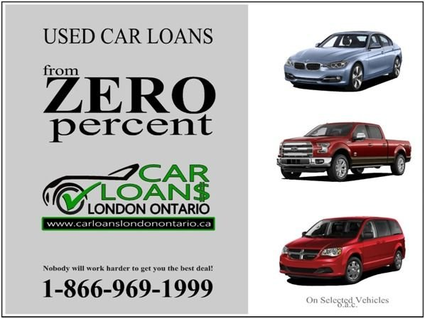 used vehicles finance service in Ontario