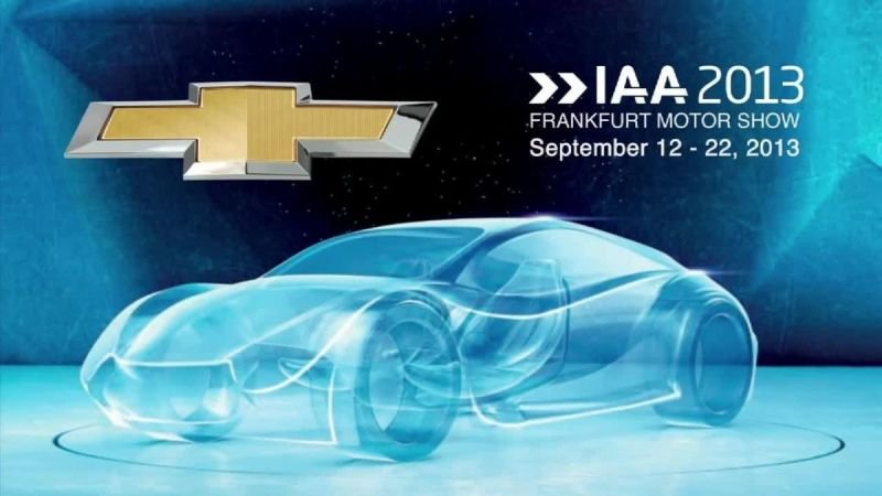 Corvette Stingray Presentation-Germany