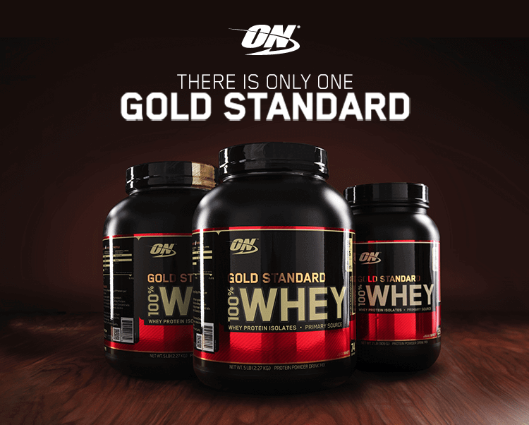 אופטימום נוטרישן גולד סטנרדט OptimumNutrition GOLD STANDARD