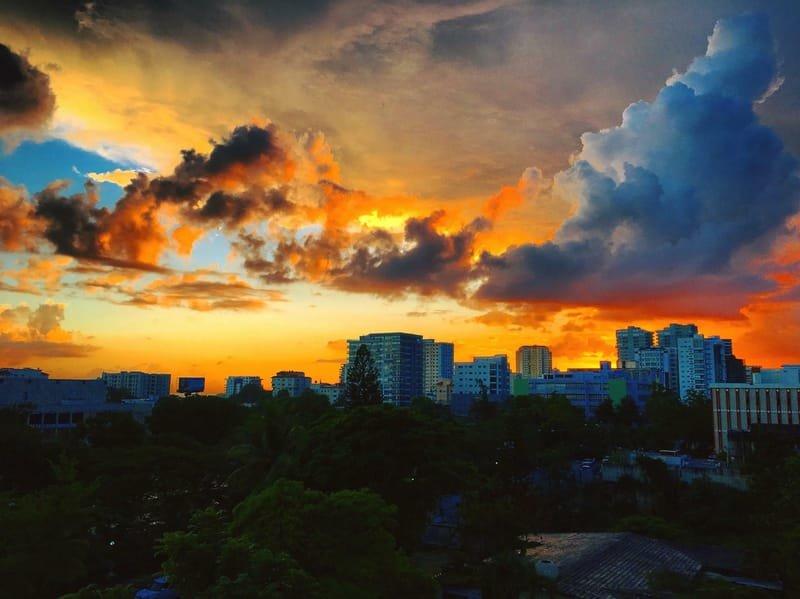 Photo of Santo Domingo by Jack Loomes