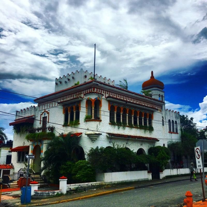 Santo Domingo Architecture, photo by Jack Loomes