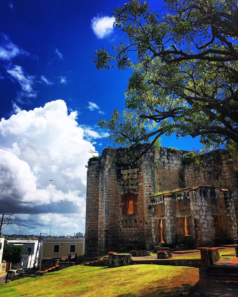 Las Ruinas, photo by Jack Loomes