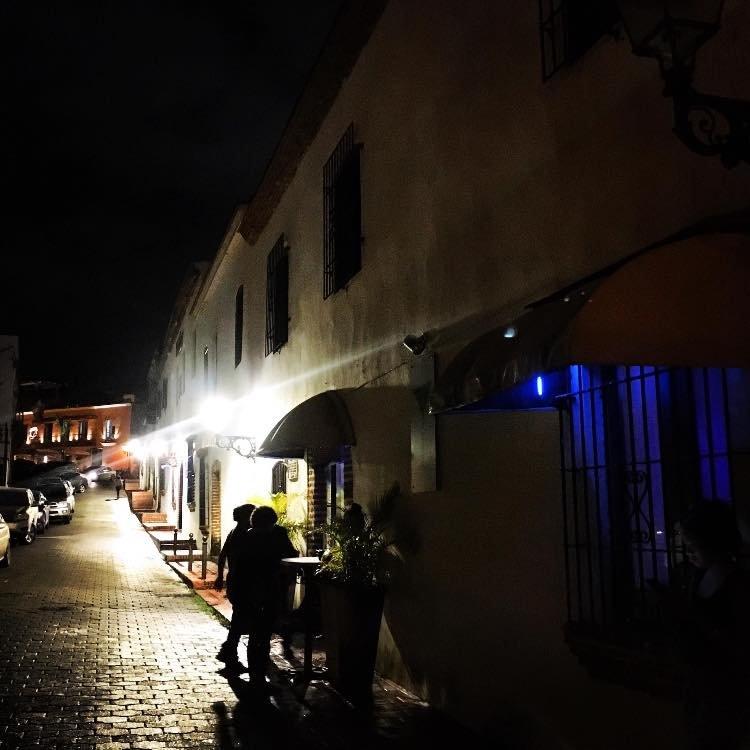 Santo Domingo Night Life, photo by Jack Loomes