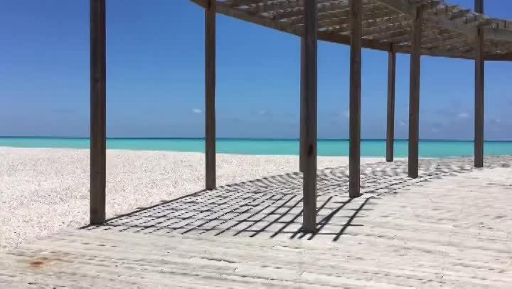 Sky Blue Beach, video by Jack Loomes