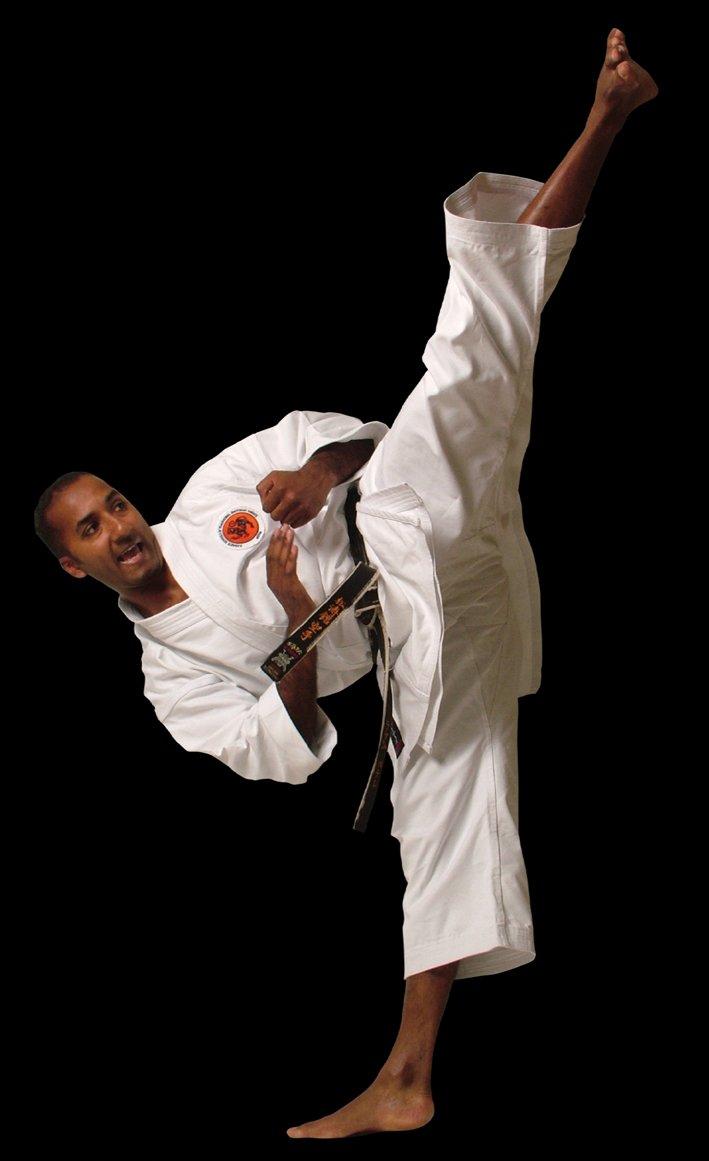 Karate Teacher