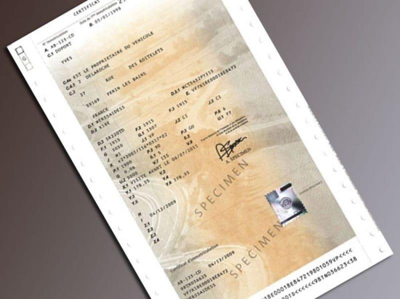 frais de carte grise Frais de gestion carte grise définitive   Carte grise en ligne à
