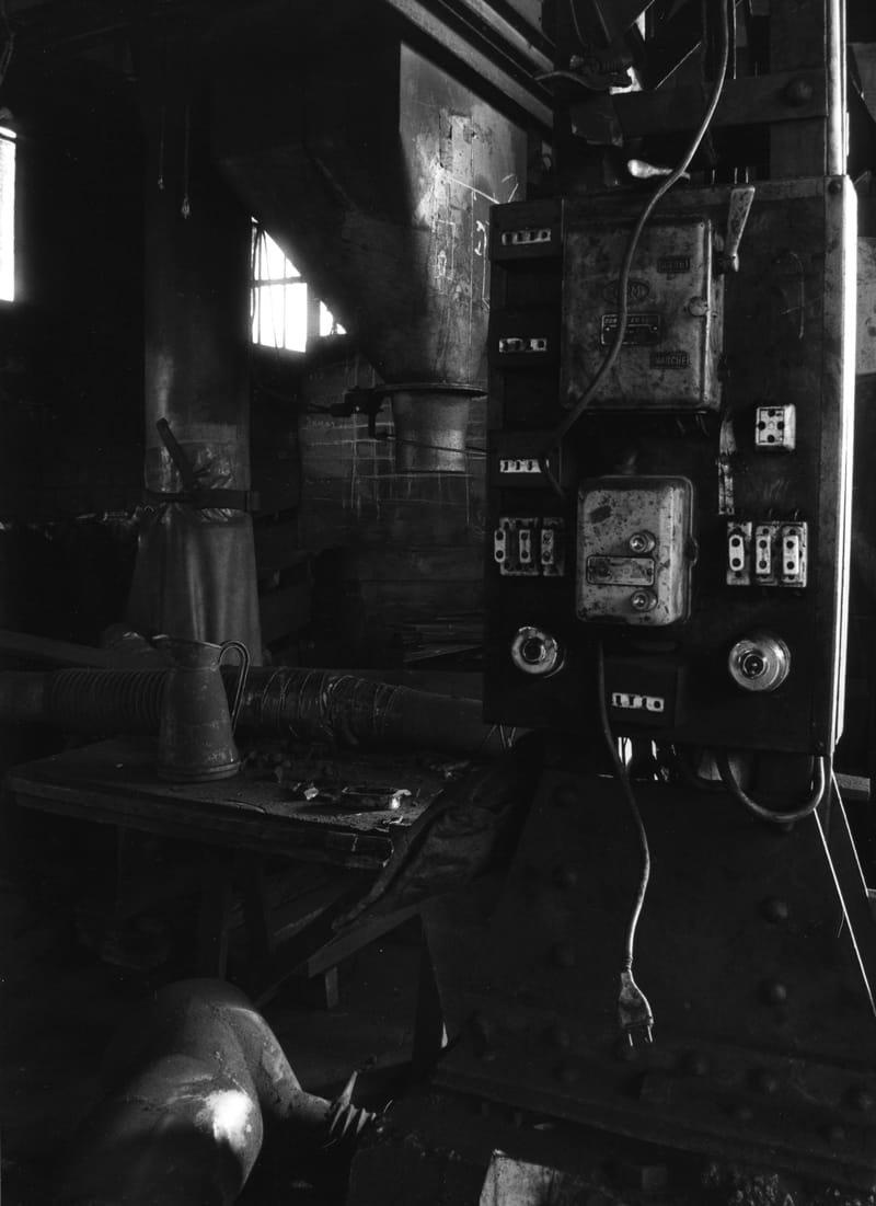 panneau de commande électrique