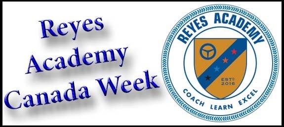 Reyes Academy Canada Week
