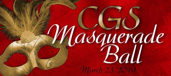 CGS Masquerade Ball