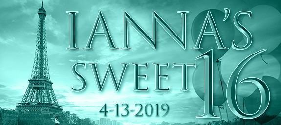 Ianna's Sweet 16