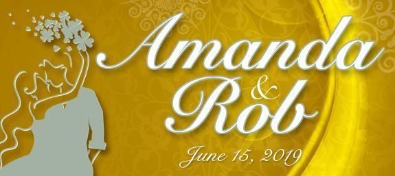 A Wedding for Amanda and Rob