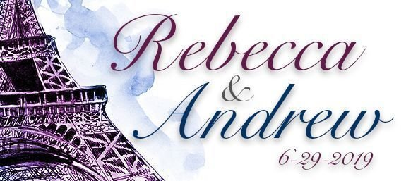 A Wedding For Rebecca And Andrew