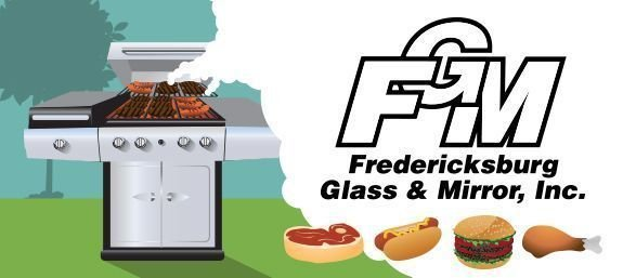 Fredericksburg Glass & Mirror Picnic