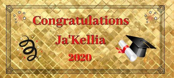 Ja'Kellia's Graduation Party