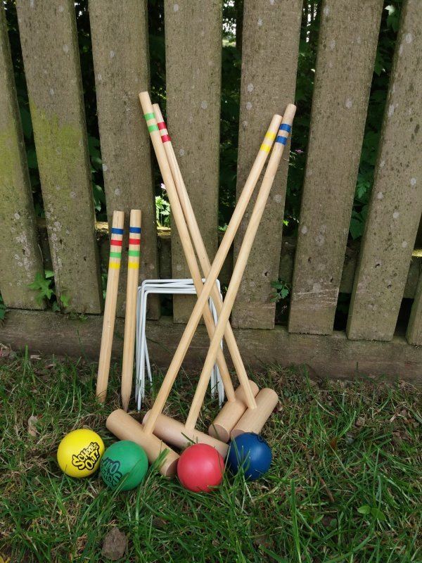 Croquet for hire