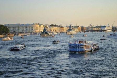 Saint Petersburg Taxi to Salt Pier