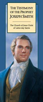 A picture of Joseph Smith