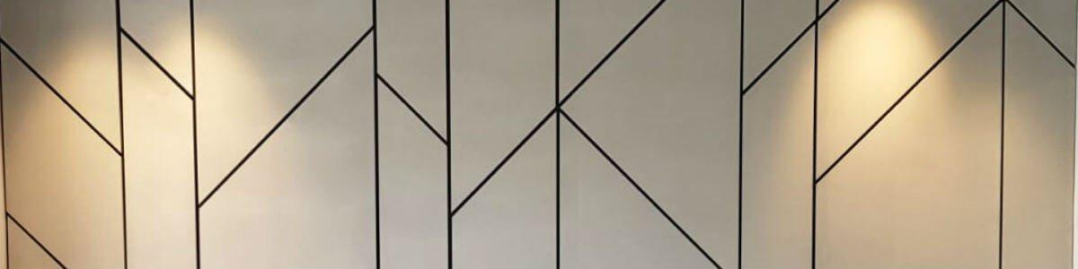 חיפוי קירות דמוי בטון