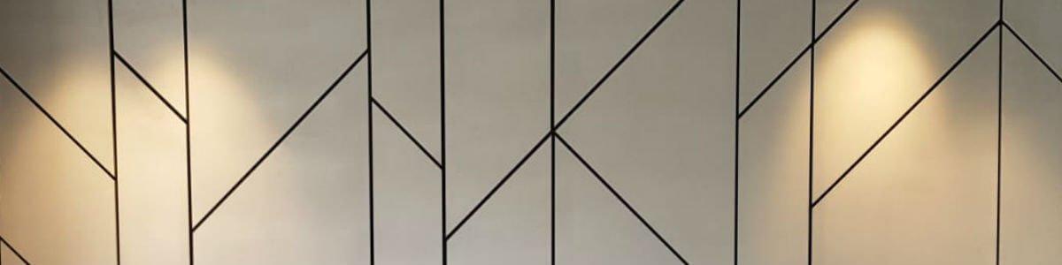 חיפוי קירות מעוצבים