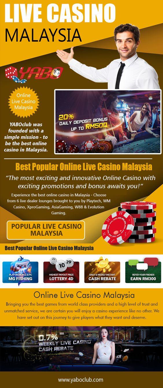 Live Casino Malaysia