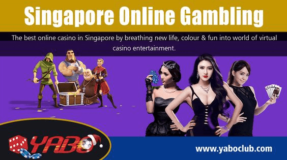 Singapore Online Gambling