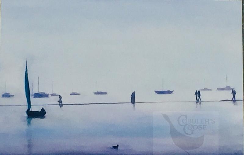 'Distant Figures'