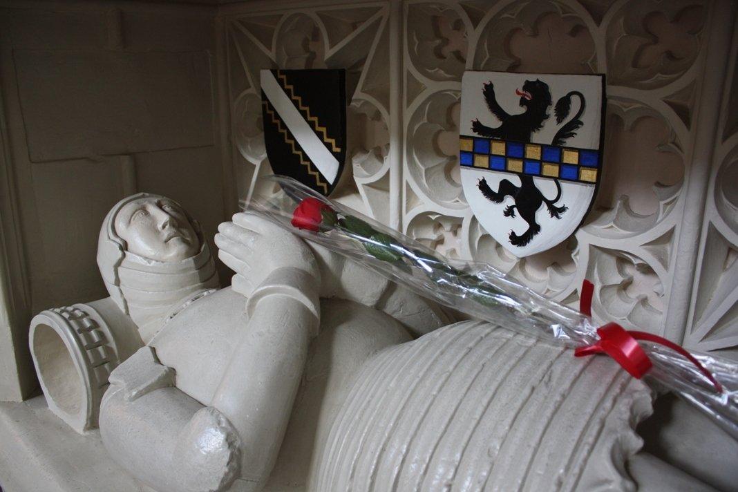 Sir William Clopton's Tomb, Holy Trinity Church