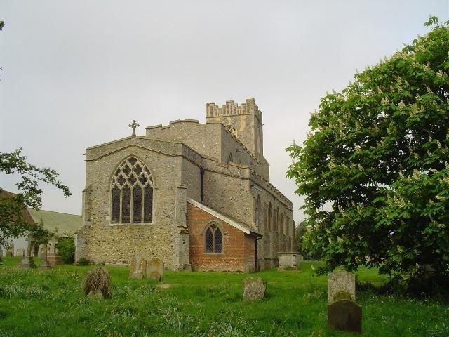 St. Bartholomew's Church, Groton