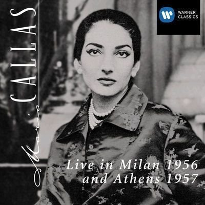 Live In Milan 1956 and Athens 1957