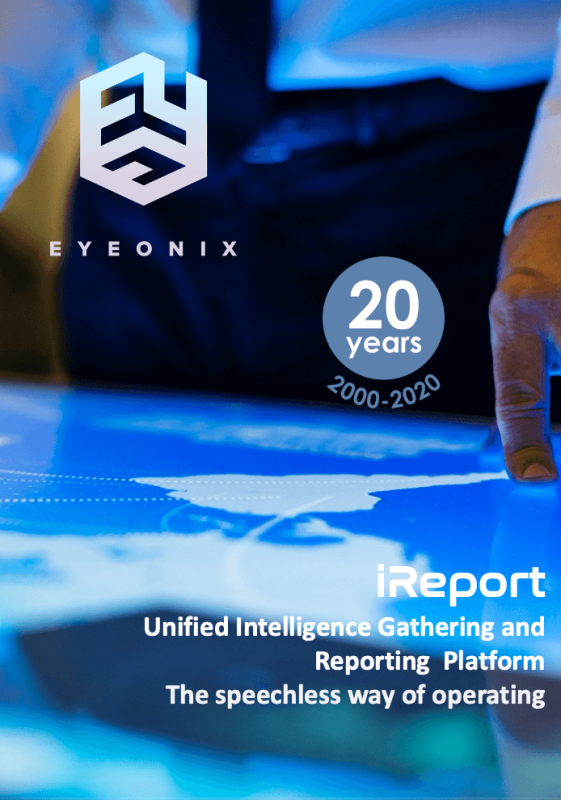 iReport , gathering intelligence and reporting platform