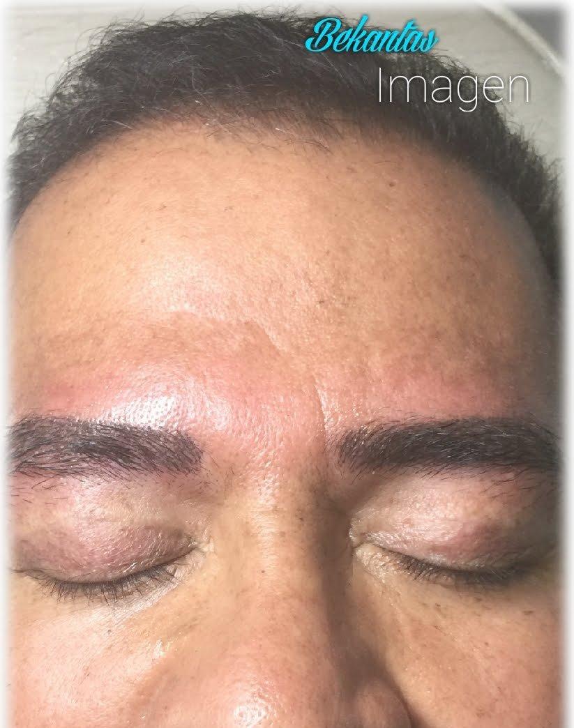 Cejas De Hombre micropigmentacion de cejas para hombres - bekantas imagen