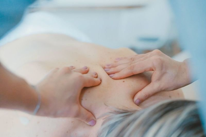 swedish Body Massage £40