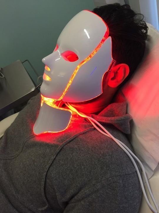 LED Mask £30 course of ten £225
