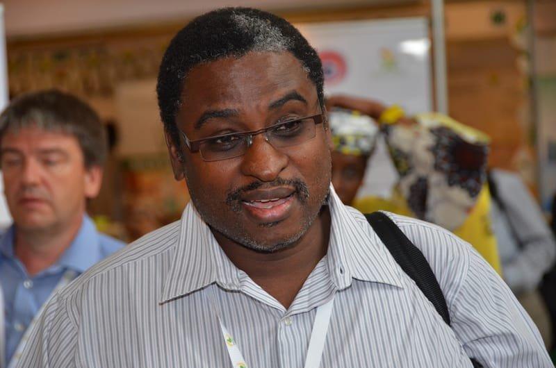 Prof.JAMES KINYANGI