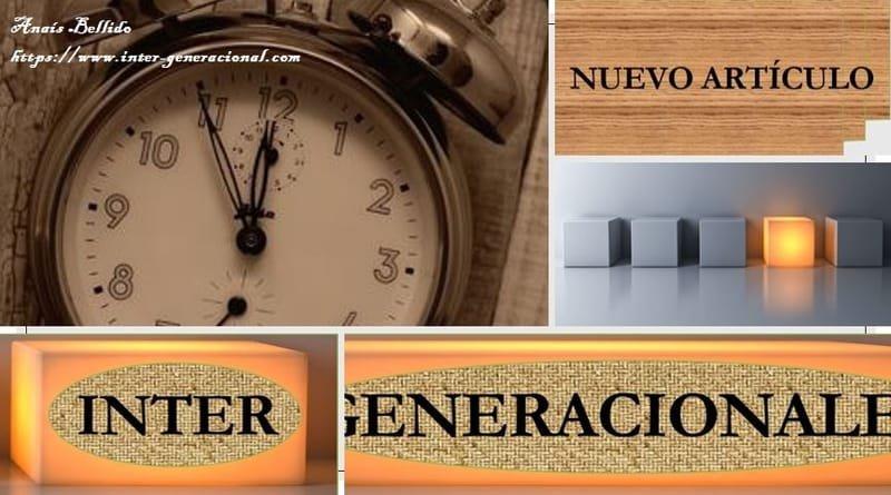 Tiempos inter-generacionales