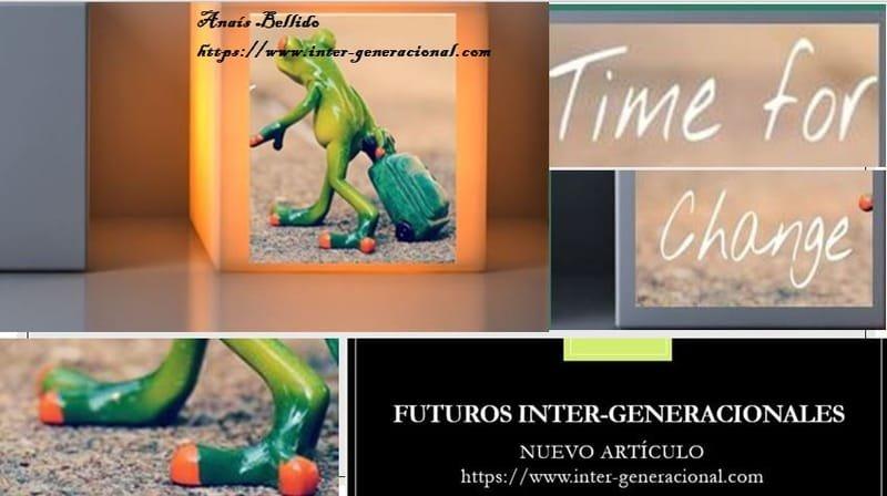 Cambios y retos para un futuro inter-generacional