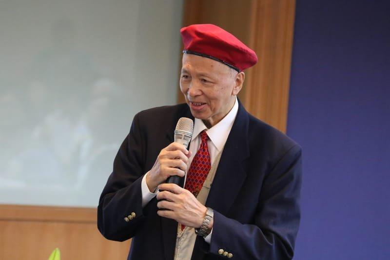 德明科大前校長陳光憲教授演講