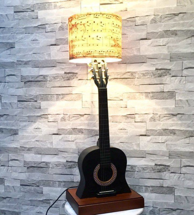 """Arthur"" guitar"