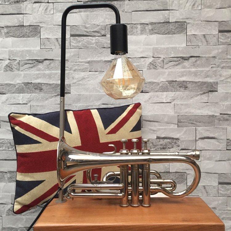Pocket Trumpet lamp