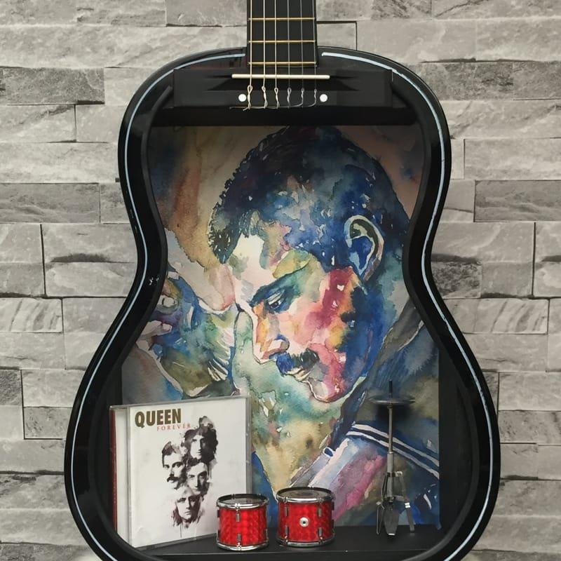 Freddie Mercury artwork