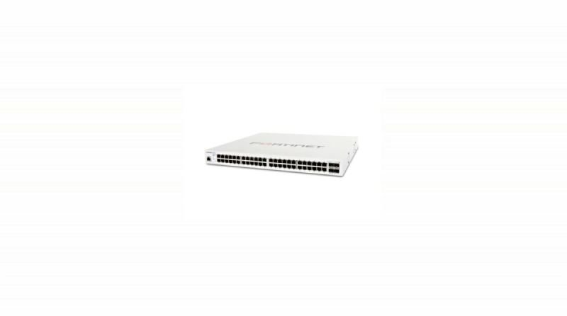FortiSwitch 248E - POE