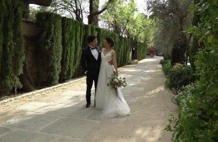 Jen + Jay Toledo Spain
